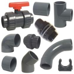 Tubi e Raccordi PVC
